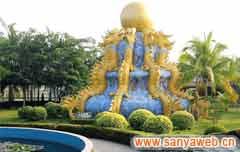 东南亚风情园-园景