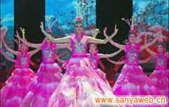 美丽之冠文化会展中心-歌舞表演
