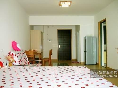三亚蓝波湾海景度假公寓预订 三亚蓝波湾公寓家庭旅馆