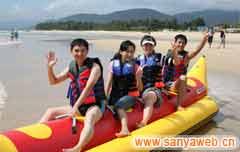 石梅湾旅游度假区-海上娱乐