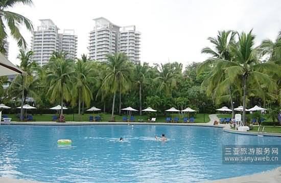 银泰酒店是三亚大东海体验度假感觉的首选酒店