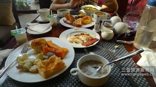 海南三亚家庭旅游攻略--着重推荐美食哦!