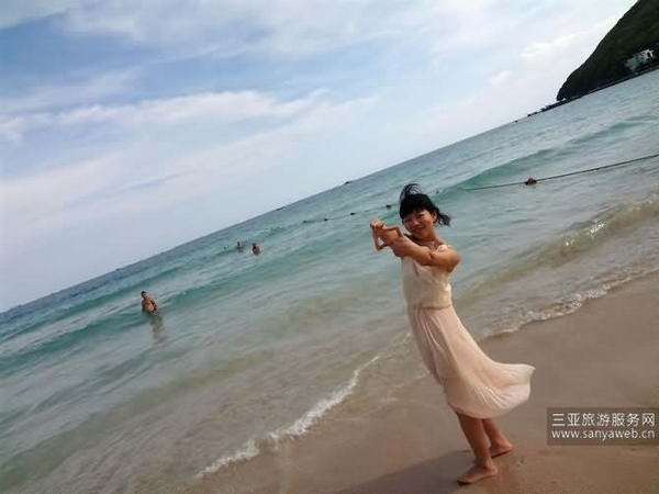 阳光,海浪,沙滩--非常海南三亚游记