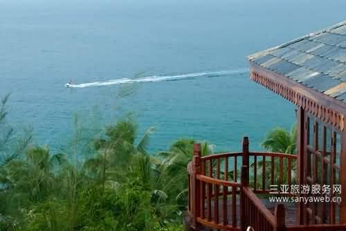 别墅酒店套餐>享分界洲岛上鸟巢木屋的野奢与私密