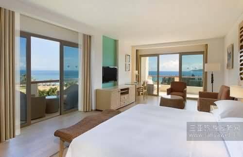 三亚海棠湾喜来登度假酒店网站|海南海棠湾喜来登度假酒店房间预订