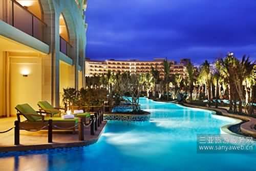 三亚海棠湾喜来登度假酒店网站|海南海棠湾喜来登