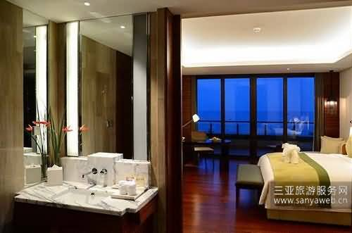 海棠湾喜来登度假酒店 海棠湾凯宾斯基酒店 万丽度假酒店 海棠湾康